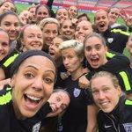 Last practice selfie! #USWNT #WWCFinal http://t.co/SWQ9alvLrU