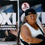 Greece set to vote in referendum that will decide their future in euro http://t.co/S08zGO0J8o http://t.co/6KYE3udqmq