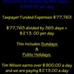 Tim Wilson ? Another over paid white fella in my country #theboltreport http://t.co/jmr2PDWOIO