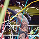 WE became NXT Champion #BálorClub   ありがとう 日本🇯🇵 またね。 http://t.co/gQQWPc13GP