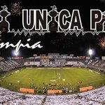 Cada vez falta menos para el debut del único GRANDE de Py. en el torneo Clausura #OLIMPIA MI BUEN AMIGO ESTA CAMPAÑA http://t.co/ApE1AMjvYK