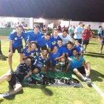 Valdebotoa CAMPEÓN del I Torneo de Verano F7. Badulake SUBCAMPEÓN. Gracias a TODOS por su participación. http://t.co/q2AG1LMU2t