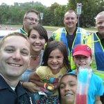 We love when kids offer us popsicles. #ECFireworks http://t.co/LPpYs3P2IZ