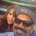 Beauty RT @georgelopez: Straight Up Now Tell Me !! @Dodgers @MichaelBearden @dizzyfeet @ArsenioHall #Chingon http://t.co/4RQiSoxrMj
