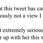 An apology from me, and the @HeraldonSunday for the Pebbles Hooper tweet. http://t.co/L0OHWPuns6