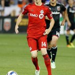 Congrats to @jaychappers on making his first @MLS start. #TFCLive http://t.co/eBCxM3DC4e
