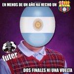 En menos de un año #Argentina ha hecho un #BSC [via @DiegoMMendezM] http://t.co/2qDQs57mbq