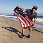 Happy 4th! ???????????? @ Malibu Beach https://t.co/DHMZTu8jr0 http://t.co/UOpZ6Jgw8e