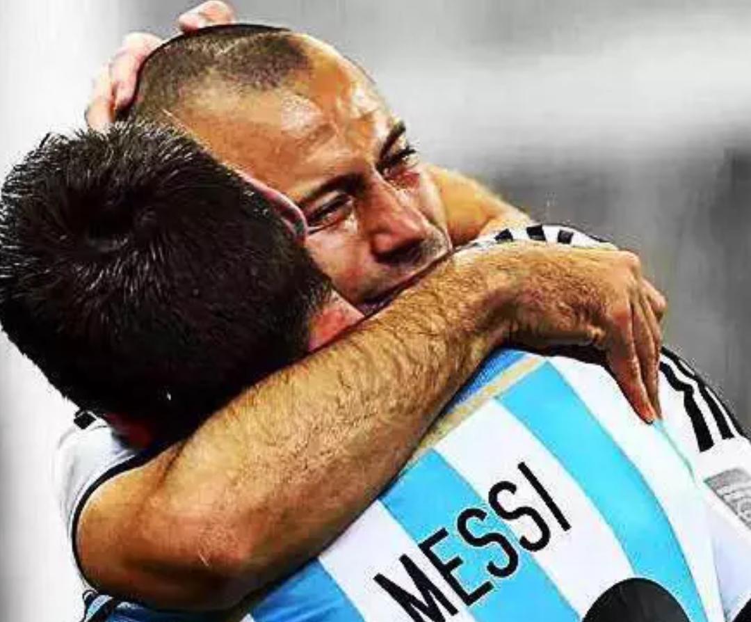 Los banco y los amo. #Masche #Messi http://t.co/fJ4VPkFzqS