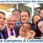 ¿adivinen quienes celebrando los atentados en Bogotá? http://t.co/8Q1oRaD79X