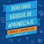 Recuerden que mañana en la edición impresa de @ELTIEMPO y @elespectador encontrarán los Derechos Básicos Aprendizaje. http://t.co/a43oiPOKap
