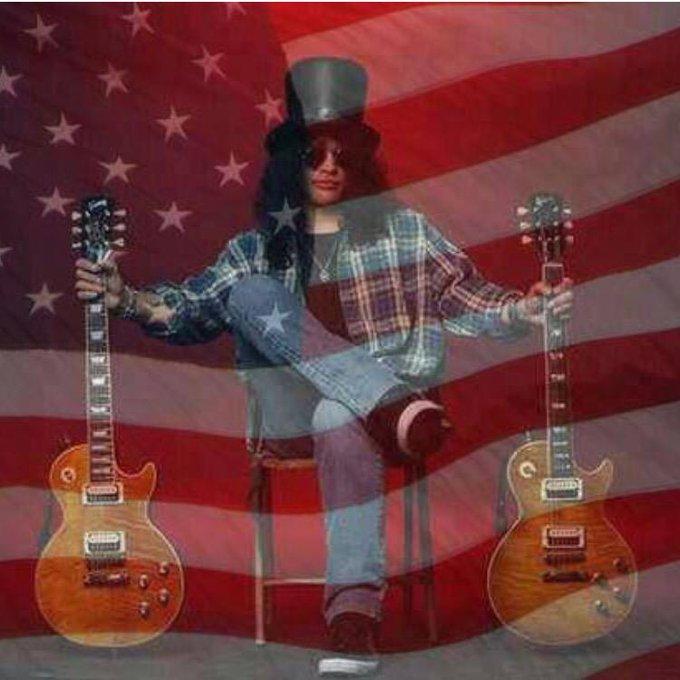 Happy birthday America! USA USA USA!