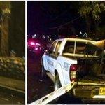 """Atentado a policía con granada en Florencia (caqueta)...!!! http://t.co/G2Vzym66hD"""""""