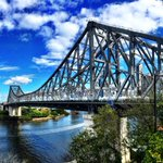 Great weather to help celebrate #StoryBridge75 #9NewsAt6 @9NewsBrisbane @brisbanecityqld http://t.co/syFcKqoKkT