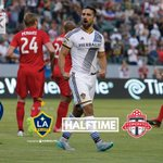 HT presented by @ritmo_mundo: The #LAGalaxy are cruising at the break: http://t.co/eCkrgOUXwn #LAvTOR ???????????????????????? http://t.co/9stLDN937p