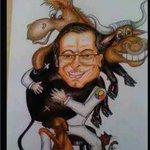 Yo apoyo a mi alcalde @petrogustavo porque defiende a los animales! http://t.co/Kslnx7nERM