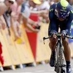 #TourDeFrancia Es una contrarreloj muy exigente; me encuentro bien: Nairo Quintana http://t.co/GlSkaCPTwu http://t.co/PhVu3I0Alr