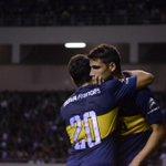 #BocaPorLaWeb ¡Ganó #Boca! Saprissa 0 - Boca 1. Jonathan #Calleri anotó el gol del triunfo. http://t.co/g58yowRlSQ