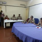 @CPBlr interaction with mangalmukhi community to sensitise them and seek their cooperation in prevention of crime http://t.co/uwj0svmWbp