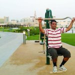 Parks with fitness equipment prove a magnet for residents http://t.co/3NO1UEjssQ #Qatar #Doha http://t.co/FQCnzDVTsS