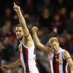 SAINTS BREAK RECORD: @stkildafcs def. @EssendonFC 8.4 (52) - 25.12 (162) in biggest ever win against Bombers #AFL http://t.co/VO1z630Q0E