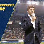 Watch Steven Gerrard's halftime interview with @TWCSportsNet's @KelliTennant: http://t.co/ahdEg1n7Tp #GR8NESS http://t.co/awOq29odoY