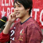 篤人選手のフラッシュインタビュー。いつ見ても、いい笑顔!#encore0705 #antlers #kashima http://t.co/dvnPqxlxze