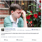 "Awwww Hillary Clinton Has The Top Comment On This Heartbreaking ""Humans Of New York"" Photo http://t.co/STZzKM36Z2 http://t.co/yxMebZqPQz"