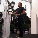 Grèce : Nikos Aliagas en campagne pour le oui au référendum http://t.co/fzXXZAK8eJ http://t.co/c5UciDRRW6