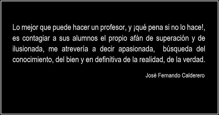 Lo mejor que puede hacer un profesor... http://t.co/PHgn1tkPKM Vía: @JFCalderero http://t.co/qTNwx4jS2e