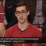 Forget Zaky Mallah check out the Hot Guys Of The Q&A Audience instead #qanda http://t.co/sw5rjpg5BH http://t.co/XecFsmSCNo