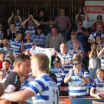 Its game day against @SheffieldEagles - we need you to be loud and proud on our return to the Shay! Come on Fax! http://t.co/pDJm2zmFU5