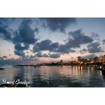 شروق الشمس ????❤️ #غزة #تصويري #غرد_بصورة #صورة #Gaza #photo #photography http://t.co/gvLSOgCiI7