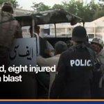 Blast near Bacha Khan Chowk in Quetta http://t.co/ak7aHWQJta http://t.co/qq2VNW1TTE