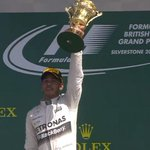 A third #BritishGP win in front of his adoring fans. Report: http://t.co/ScfEJ6SBsV #bbcf1 http://t.co/Vkp11bucX9