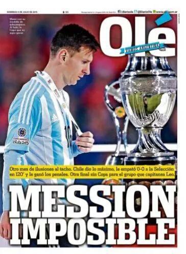 As vienen hoy las portadas de la prensa argentina tras la for Chimentos de hoy en argentina