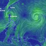 Hong Kong bracing for ill weather tomorrow as 2 cyclones, tropical storm loom over region | http://t.co/huPRRrDLAM http://t.co/HwJ3isJs11