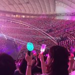 Red ocean is always the best!???????? im proud nd thankful to the Biggest! #smtowntokyodome http://t.co/wzP8Quw9pT