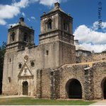 Just inscribed as @UNESCO #WorldHeritage Site: San Antonio Missions #USA @NPS_SA_Missions http://t.co/ofIFV4ZXVu http://t.co/b7m1vOrW9V