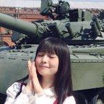 【New!】上坂すみれ、旧ソ連の戦車にうっとり 「い゛け゛め゛ん゛ 」 http://t.co/b1DZVhFeVv http://t.co/QvgspUieOD