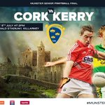 @OfficialCorkGAA v @Kerry_Official LIVE Commentary with @PaudieP starts at 1.55pm, Up the Rebels!! #C103LovesCork http://t.co/6qk6euuTUO