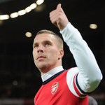 Lukas Podolskis Arsenal career: Games: 82 Goals: 31 Assists: 13 Trophies: 1 Selfies: 982 Instagram Posts: 879 http://t.co/efdxReOtKK