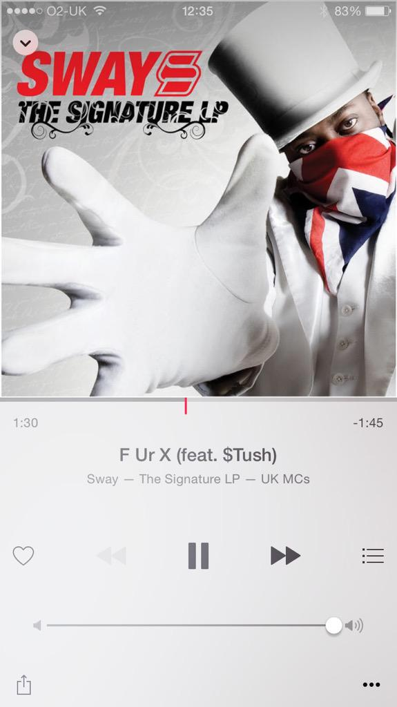 Go on @SwayUK *does grime stomp in gym* http://t.co/hcNUxLHySX
