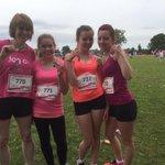 Well done girls!!! @Suzannespicer @AmyAmyspicer @rachelhinder1 @TiaSmallerclark #RaceForLife #Luton #HeartNews http://t.co/ifQn3A0uxl