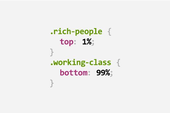 #CSS, l'invention devant laquelle je m'incline au quotidien :) #TechNews http://t.co/vFGkRzySUj #Technologie #Humour http://t.co/1sylKGvbBi