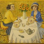 Our GALLERY PICK OF THE DAY is Marcelle Milo-Gray. See more of her new work in our Summer Show! #newcastle #art http://t.co/MFIC3U007d