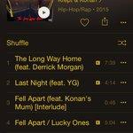This album is gonna fly straight into number 1 @kreptplaydirty & @KreptandKonan https://t.co/qoUbcjSu9a http://t.co/B8LJklMvje