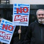 """Bodart: """"Vamos por el NO junto al pueblo griego"""". http://t.co/z5Su8MMkZD @Ale_Bodart http://t.co/kvX9zaDuaD"""