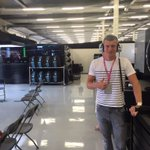 Simply amazing to join Team @MercedesAMGF1 at the @SilverstoneUK #BritishGP. http://t.co/aydNIx45xG