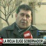 #Elección2015: Votó @SergioGCasas en San Blas de los Sauces, La Rioja [EN VIVO] http://t.co/yfZTjOMgwN http://t.co/EgosrlizYG